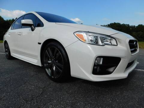 2017 Subaru WRX for sale at Used Cars For Sale in Kernersville NC