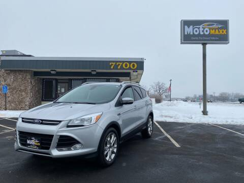 2014 Ford Escape for sale at MotoMaxx in Spring Lake Park MN