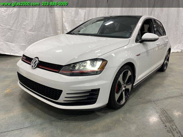 2016 Volkswagen Golf GTI for sale at Green Light Auto Sales LLC in Bethany CT