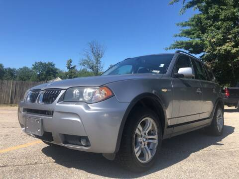 2006 BMW X3 for sale at J's Auto Exchange in Derry NH