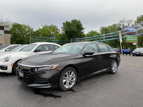 2018 Honda Accord for sale at WOLF'S ELITE AUTOS in Wilmington DE