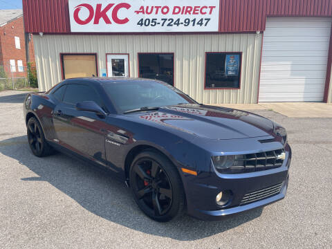 2011 Chevrolet Camaro for sale at OKC Auto Direct, LLC in Oklahoma City OK