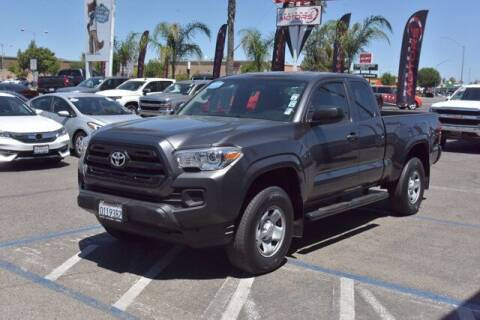 2016 Toyota Tacoma for sale at Choice Motors in Merced CA