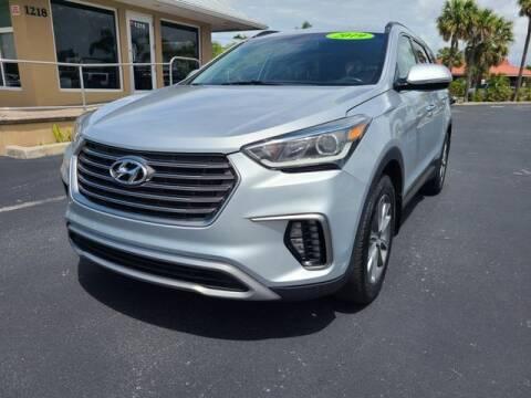 2019 Hyundai Santa Fe XL for sale at BC Motors PSL in West Palm Beach FL