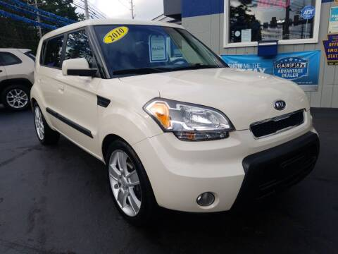 2010 Kia Soul for sale at Fleetwing Auto Sales in Erie PA