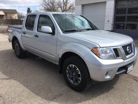 2018 Nissan Frontier for sale at Northwest Auto Sales & Service Inc. in Meeker CO