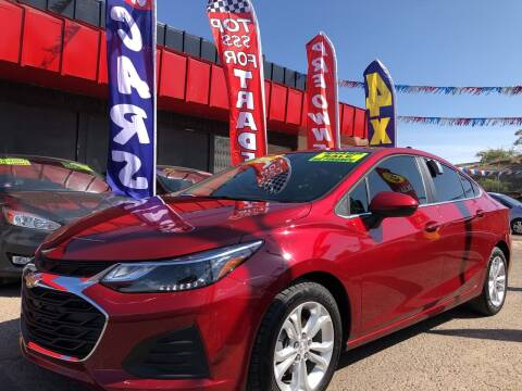 2019 Chevrolet Cruze for sale at Duke City Auto LLC in Gallup NM