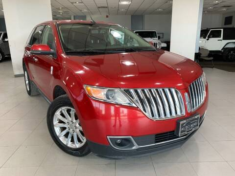 2012 Lincoln MKX for sale at Auto Mall of Springfield in Springfield IL