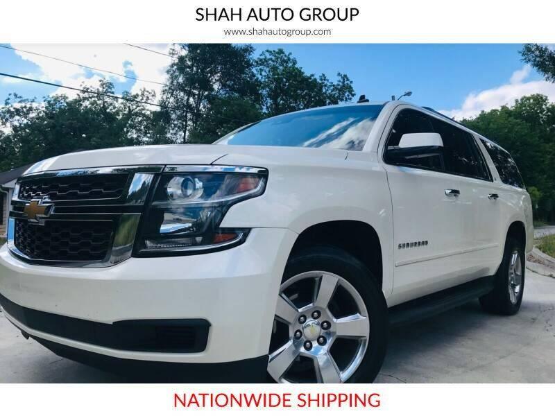 2015 Chevrolet Suburban for sale at E-Z Auto Finance - E-Biz Auto in Marietta GA