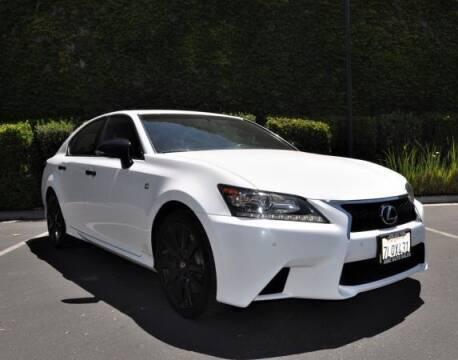 2015 Lexus GS 350 for sale at AMC Auto Sales Inc in San Jose CA