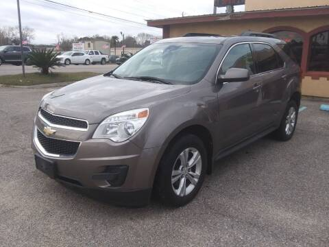 2012 Chevrolet Equinox for sale at Best Buy Autos in Mobile AL
