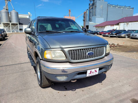 1999 Ford Expedition for sale at J & S Auto Sales in Thompson ND