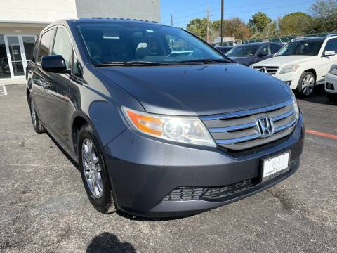 2013 Honda Odyssey for sale at KAYALAR MOTORS in Houston TX