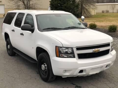 2008 Chevrolet Suburban for sale at ECONO AUTO INC in Spotsylvania VA