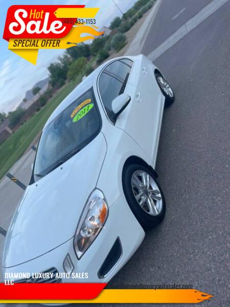 2012 Volvo S60 for sale at DIAMOND LUXURY AUTO SALES LLC in Phoenix AZ