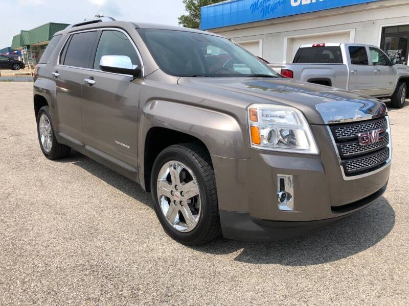 2012 GMC Terrain for sale at Perrys Certified Auto Exchange in Washington IN
