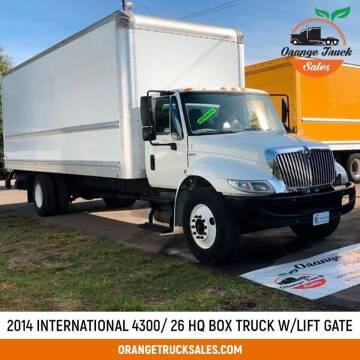 2014 International DuraStar 4300 for sale at Orange Truck Sales in Orlando FL