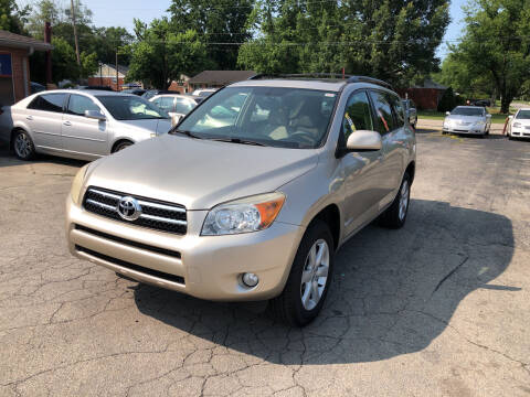 2008 Toyota RAV4 for sale at Neals Auto Sales in Louisville KY