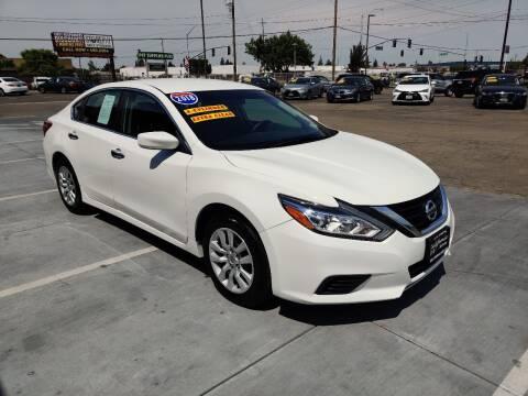 2018 Nissan Altima for sale at California Motors in Lodi CA