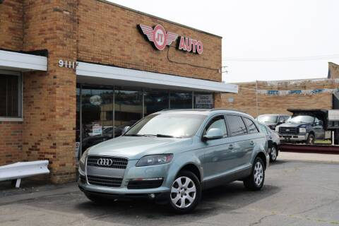 2007 Audi Q7 for sale at JT AUTO in Parma OH