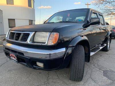 2000 Nissan Frontier for sale at Millennium Auto Group in Lodi NJ