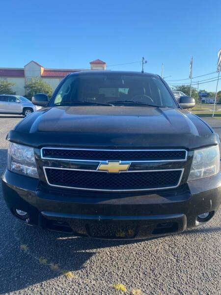 2014 Chevrolet Tahoe for sale at East Carolina Auto Exchange in Greenville NC