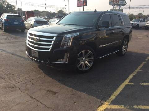 2015 Cadillac Escalade for sale at Five Stars Auto Sales in Denver CO