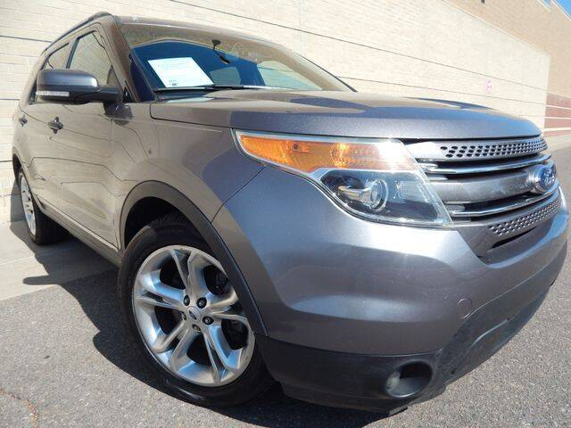 2014 Ford Explorer for sale at Altitude Auto Sales in Denver CO