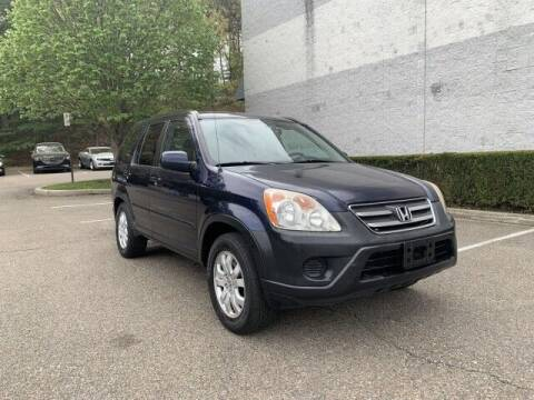2006 Honda CR-V for sale at Select Auto in Smithtown NY