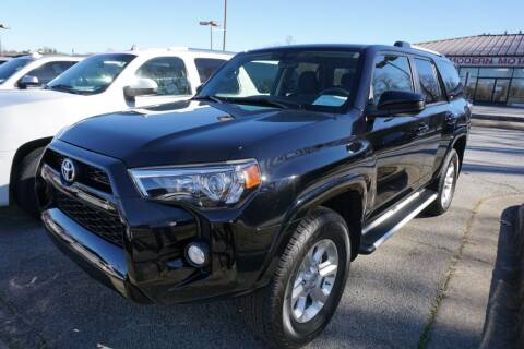 2019 Toyota 4Runner for sale at Modern Motors - Thomasville INC in Thomasville NC