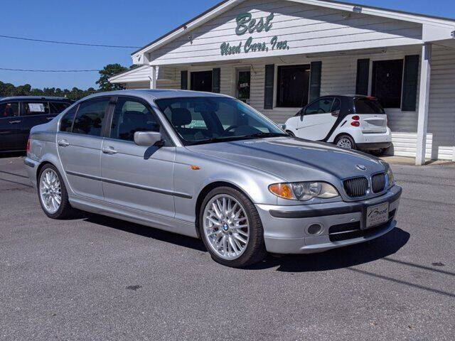 2002 BMW 3 Series for sale at Best Used Cars Inc in Mount Olive NC