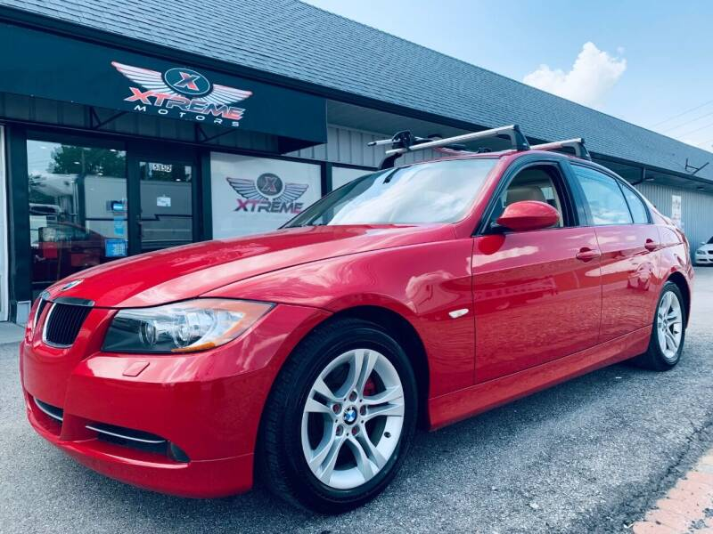 2008 BMW 3 Series for sale at Xtreme Motors Inc. in Indianapolis IN