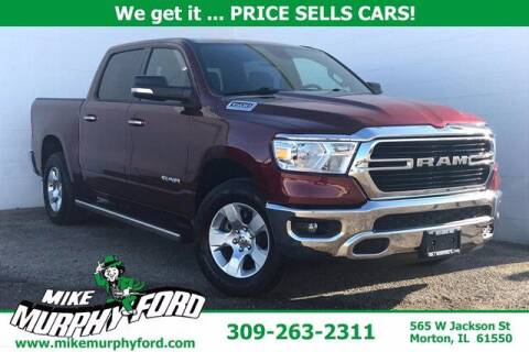 2019 RAM Ram Pickup 1500 for sale at Mike Murphy Ford in Morton IL