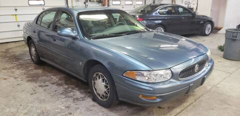 2001 Buick LeSabre for sale at Van Kalker Motors in Grand Rapids MI