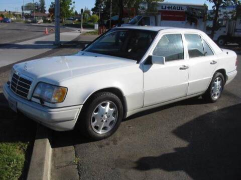 1995 Mercedes-Benz E-Class for sale at Sutherlands Auto Center in Rohnert Park CA