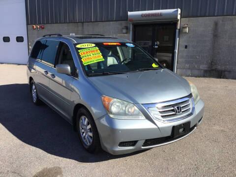 2010 Honda Odyssey for sale at Adams Street Motor Company LLC in Dorchester MA