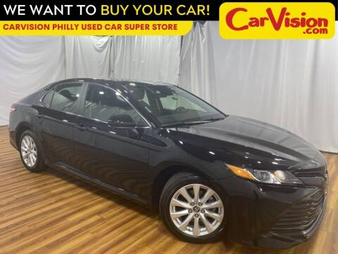 2019 Toyota Camry for sale at Car Vision Mitsubishi Norristown - Car Vision Philly Used Car SuperStore in Philadelphia PA