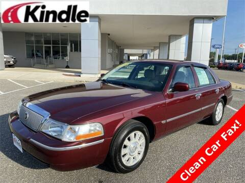 2005 Mercury Grand Marquis for sale at Kindle Auto Plaza in Middle Township NJ