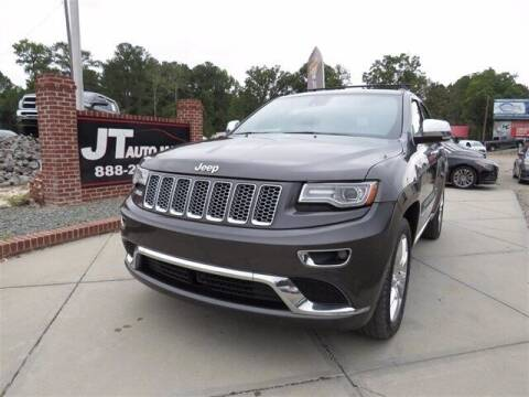 2014 Jeep Grand Cherokee for sale at J T Auto Group in Sanford NC