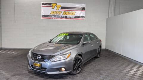 2017 Nissan Altima for sale at TT Auto Sales LLC. in Boise ID
