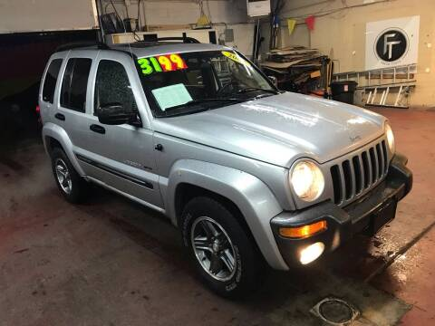 2004 Jeep Liberty for sale at Diamond Auto Sales in Milwaukee WI