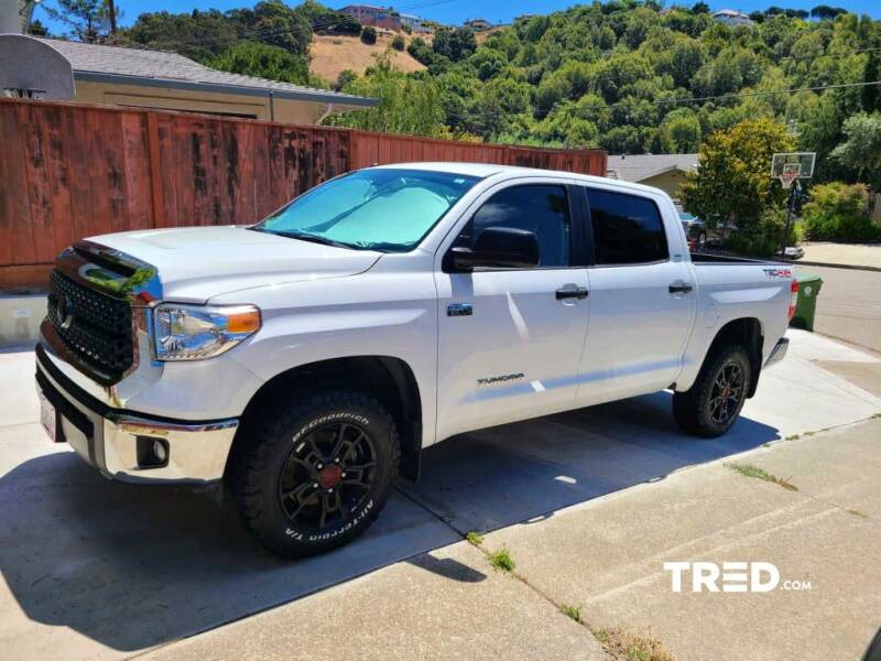 2017 Toyota Tundra for sale in San Francisco, CA