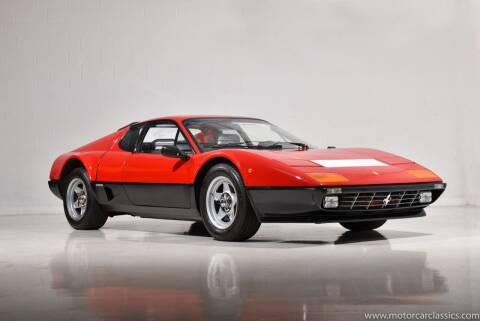 1983 Ferrari 512 BBi for sale at Motorcar Classics in Farmingdale NY