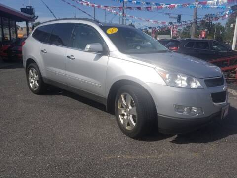 2012 Chevrolet Traverse for sale at Absolute Motors in Hammond IN