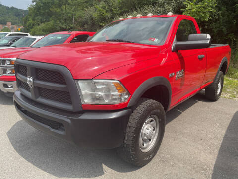 2015 RAM Ram Pickup 2500 for sale at Turner's Inc - Main Avenue Lot in Weston WV