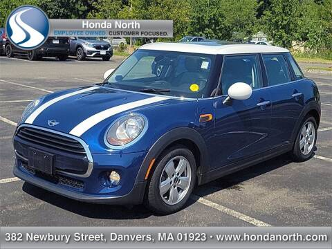 2017 MINI Hardtop 4 Door for sale at 1 North Preowned in Danvers MA