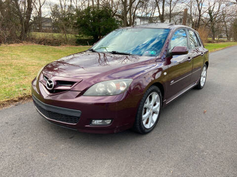 2007 Mazda MAZDA3 for sale at ARS Affordable Auto in Norristown PA