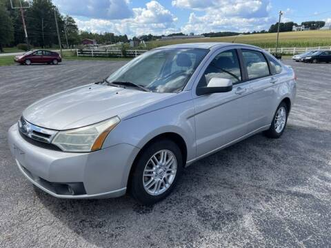 2009 Ford Focus for sale at Biron Auto Sales LLC in Hillsboro OH