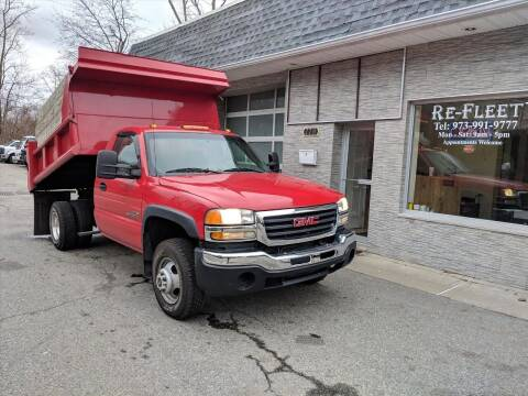 2003 GMC C/K 3500 Series for sale at Re-Fleet llc in Towaco NJ