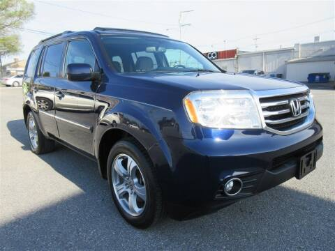 2013 Honda Pilot for sale at Cam Automotive LLC in Lancaster PA